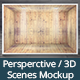 Perspective and 3d Scenes Mock-Up / Generator - GraphicRiver Item for Sale