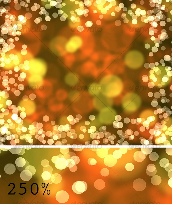 Bokeh frame background - Abstract Backgrounds