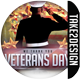 Veterans Day Celebration Flyer - GraphicRiver Item for Sale