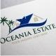 Oceania Estate Logo - GraphicRiver Item for Sale