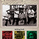 Reggae Jammin Flyer - GraphicRiver Item for Sale