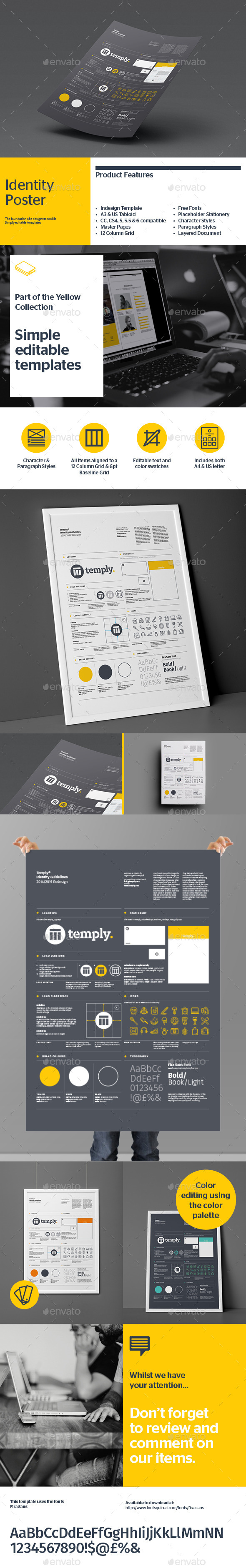 GraphicRiver Brand Identity Poster 9242135