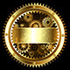 Round Mechanical Banner - GraphicRiver Item for Sale