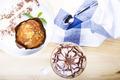 Capuccino with Cupkake - PhotoDune Item for Sale