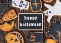 handmade cookies for Halloween - PhotoDune Item for Sale
