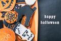 Handmade Halloween cookies - PhotoDune Item for Sale