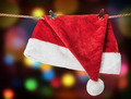 Christmas Hat Santa claus hanging - PhotoDune Item for Sale