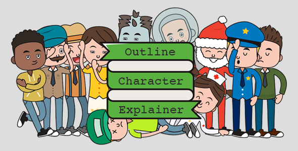 Outline Character Explainer Toolkit