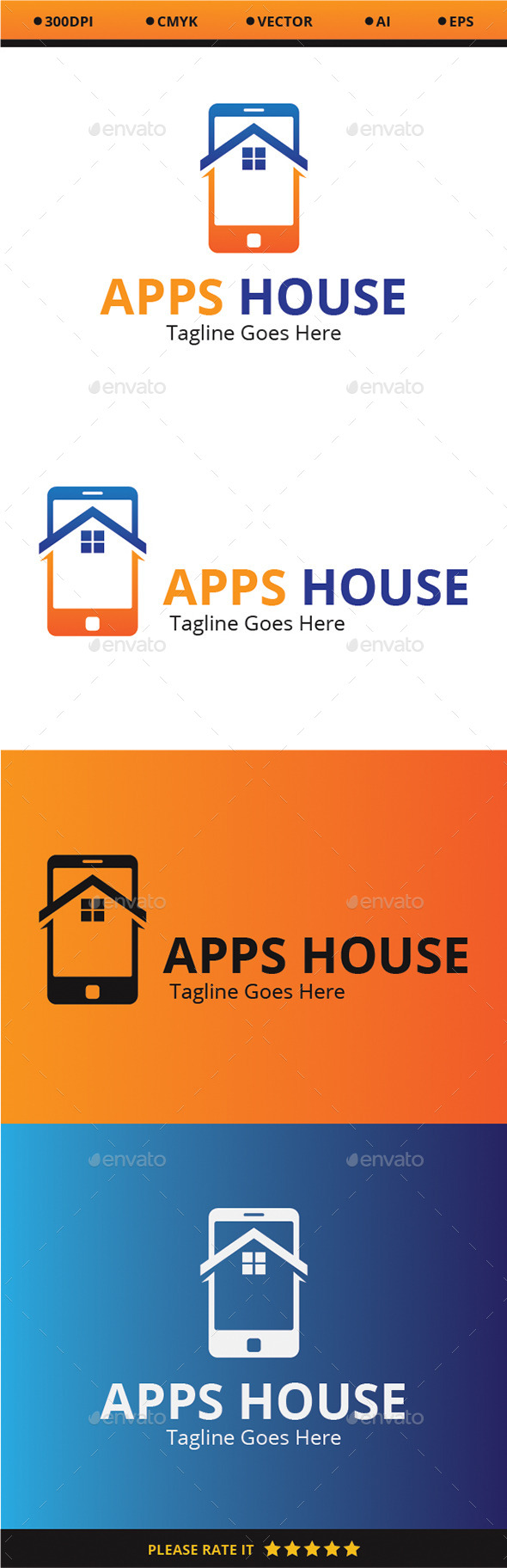 GraphicRiver Apps House 9319035