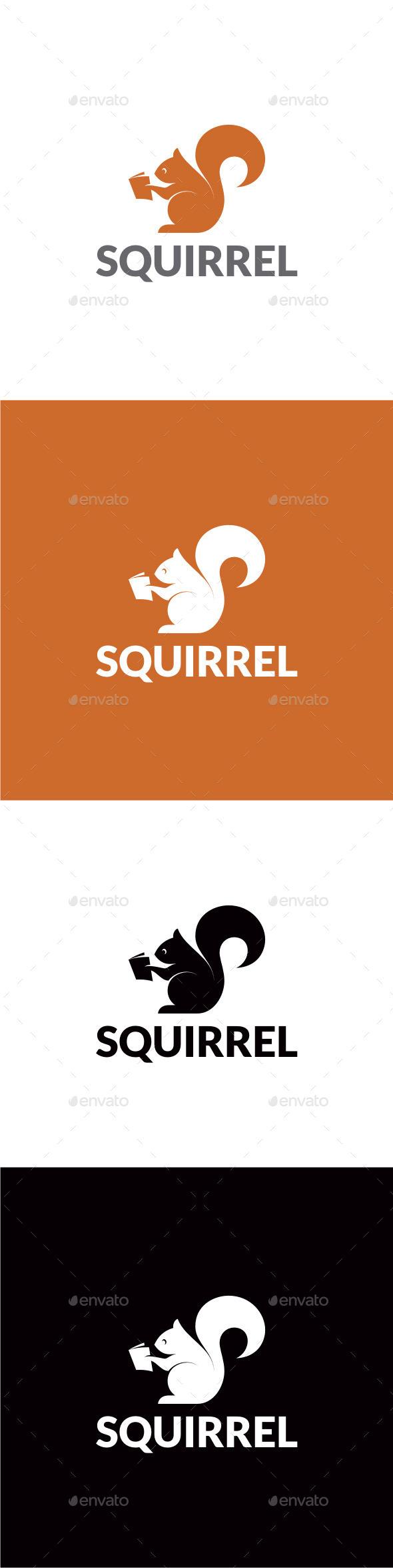 GraphicRiver Smart Squirrel 9319142