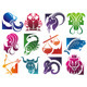 Set of Zodiac Symbols - GraphicRiver Item for Sale