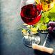 Wine and grape - PhotoDune Item for Sale