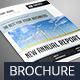 Bifold Business Brochure Template - GraphicRiver Item for Sale