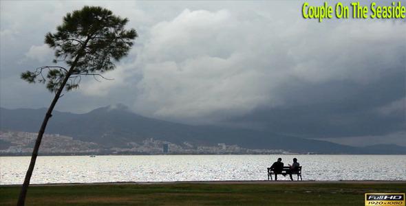 Couple On The Seaside