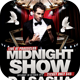 Midnight Show Flyer Template - GraphicRiver Item for Sale