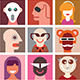 People Faces Collage - GraphicRiver Item for Sale
