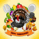 Happy Thanksgiving Turkey - GraphicRiver Item for Sale
