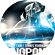 Pingpong Tournament Flyer - GraphicRiver Item for Sale
