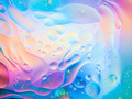 macro of oil mixed with water - PhotoDune Item for Sale