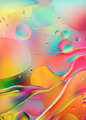 psychedelic background with oil and water - PhotoDune Item for Sale