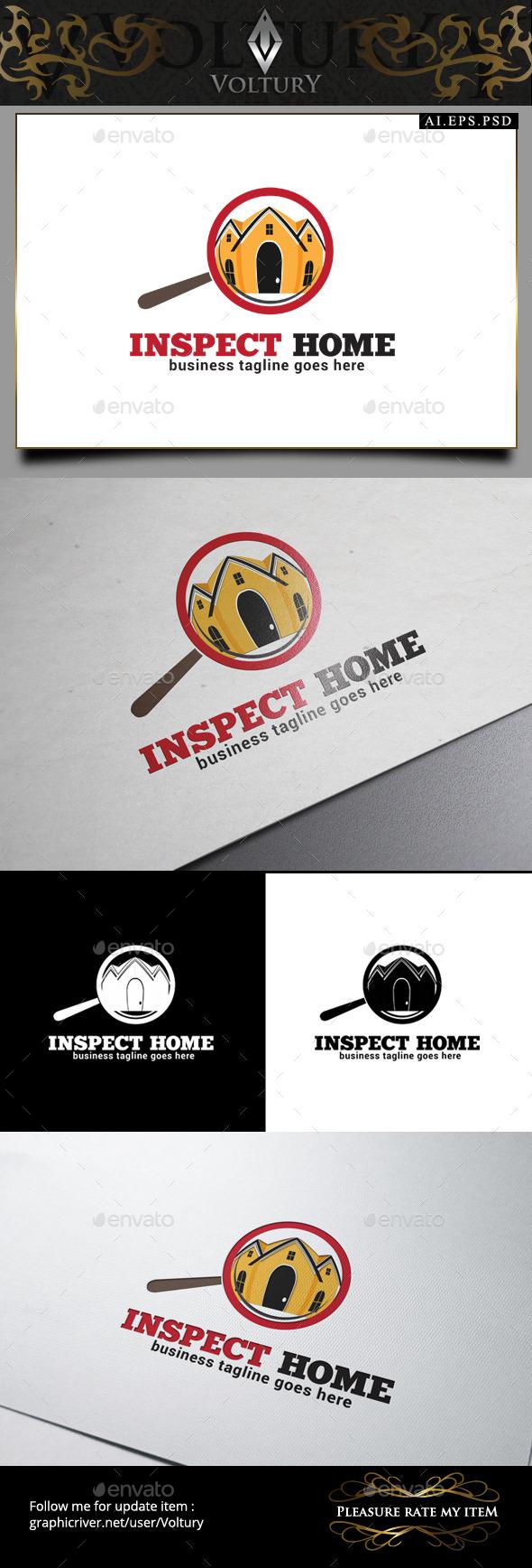 Inspect Home Logo