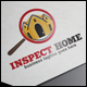 Inspect Home Logo - GraphicRiver Item for Sale