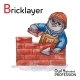 Alphabet Professions Owl Letter B - Bricklayer - GraphicRiver Item for Sale