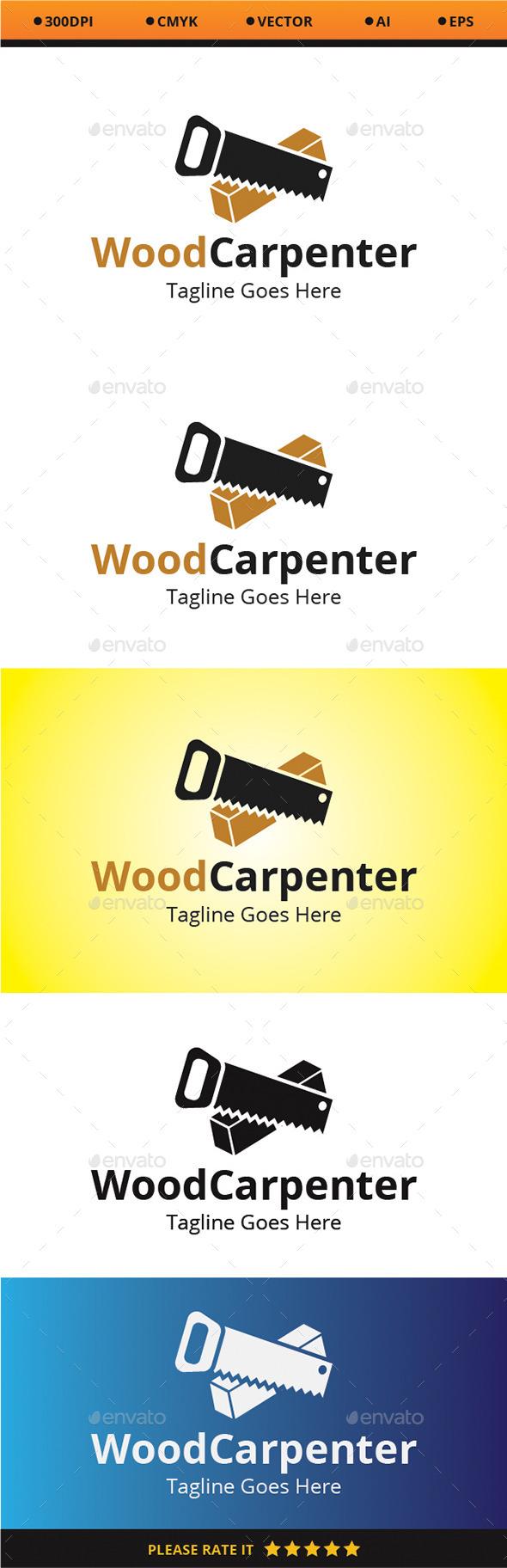 GraphicRiver Wood Carpenter 9322148