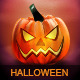 Halloween - Twitter Header Cover Designs - GraphicRiver Item for Sale