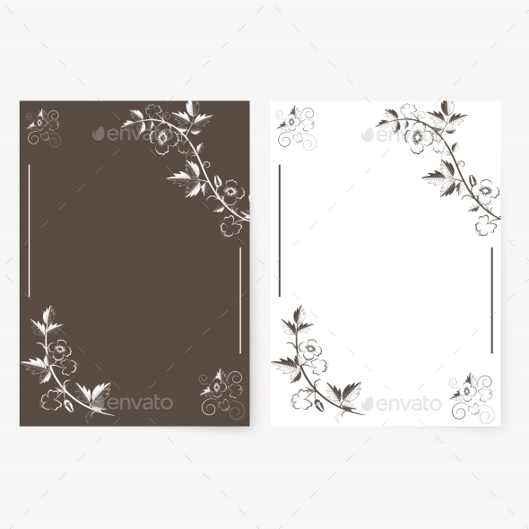 GraphicRiver Vector Template for Folder Business Card 9322949