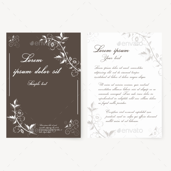 GraphicRiver Vector Template for Folder Business Card 9323158