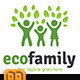 Eco Family - GraphicRiver Item for Sale