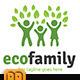 Eco Family - GraphicRiver Item for Sale
