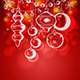 Red Christmas Vertical Backgrounds - GraphicRiver Item for Sale