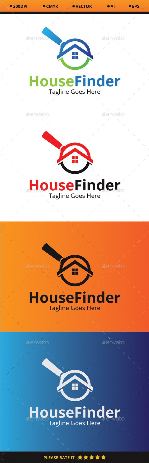 GraphicRiver House Finder 9323633