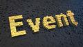 Event cubics - PhotoDune Item for Sale