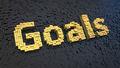 Goals cubics - PhotoDune Item for Sale