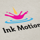 Ink Motion v2 Logo - GraphicRiver Item for Sale