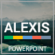 Alexis Powerpoint Template - GraphicRiver Item for Sale
