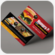 Restaurant Menu Gift Voucher Bundle