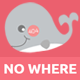 No Where - Responsive Creative 404 Error Template - 404 Pages Specialty Pages