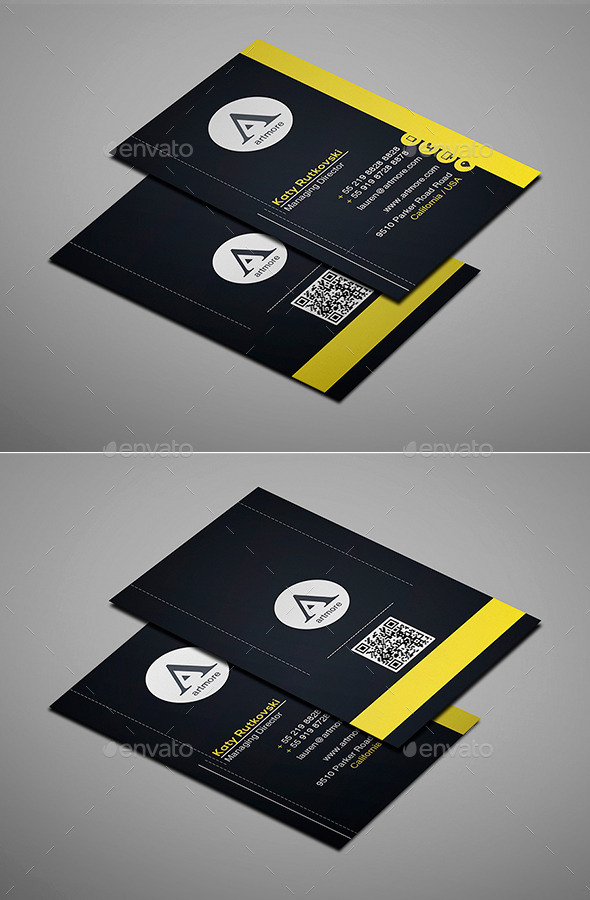 GraphicRiver Simple Business Card Vol VI 9323982