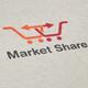 Market Share V2 Logo - GraphicRiver Item for Sale