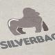 Silver back V2 logo - GraphicRiver Item for Sale