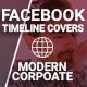Facebook Timeline Cover - Modern Corporate - GraphicRiver Item for Sale