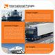 A4 International Freight Flyer Bundle - GraphicRiver Item for Sale