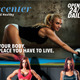 Fitness Center Flyer Template - GraphicRiver Item for Sale
