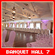 Banquet Hall From Crane - VideoHive Item for Sale