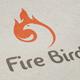 Fire Bird V2 Logo - GraphicRiver Item for Sale