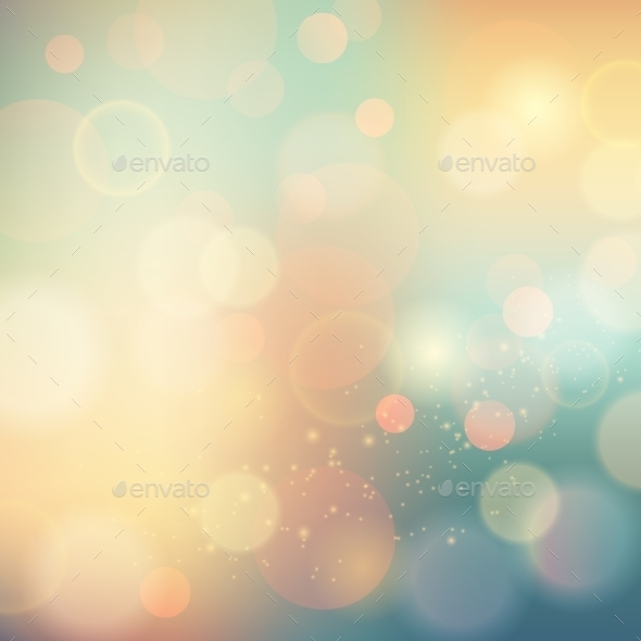 GraphicRiver Soft Colored Abstract Background 9325273